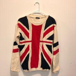 🇬🇧 British Flag Sweater 🇬🇧